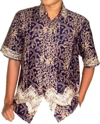Nah Itulah Model Baju Batik Modern Yang Saya Sajikan Semoga Menambah