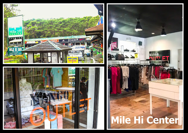 Mile Hi Center, Camp John Hay