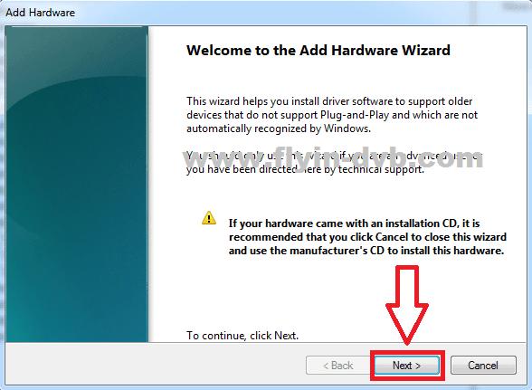 Cara Instal Driver Spreadtrum SPD di Windows 7