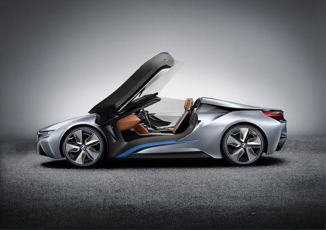 BMWコンセプトカー  i8
