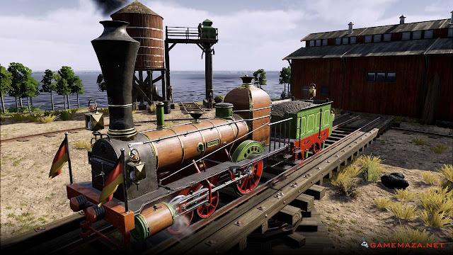 Railway Empire Germany Gameplay Screenshot 1