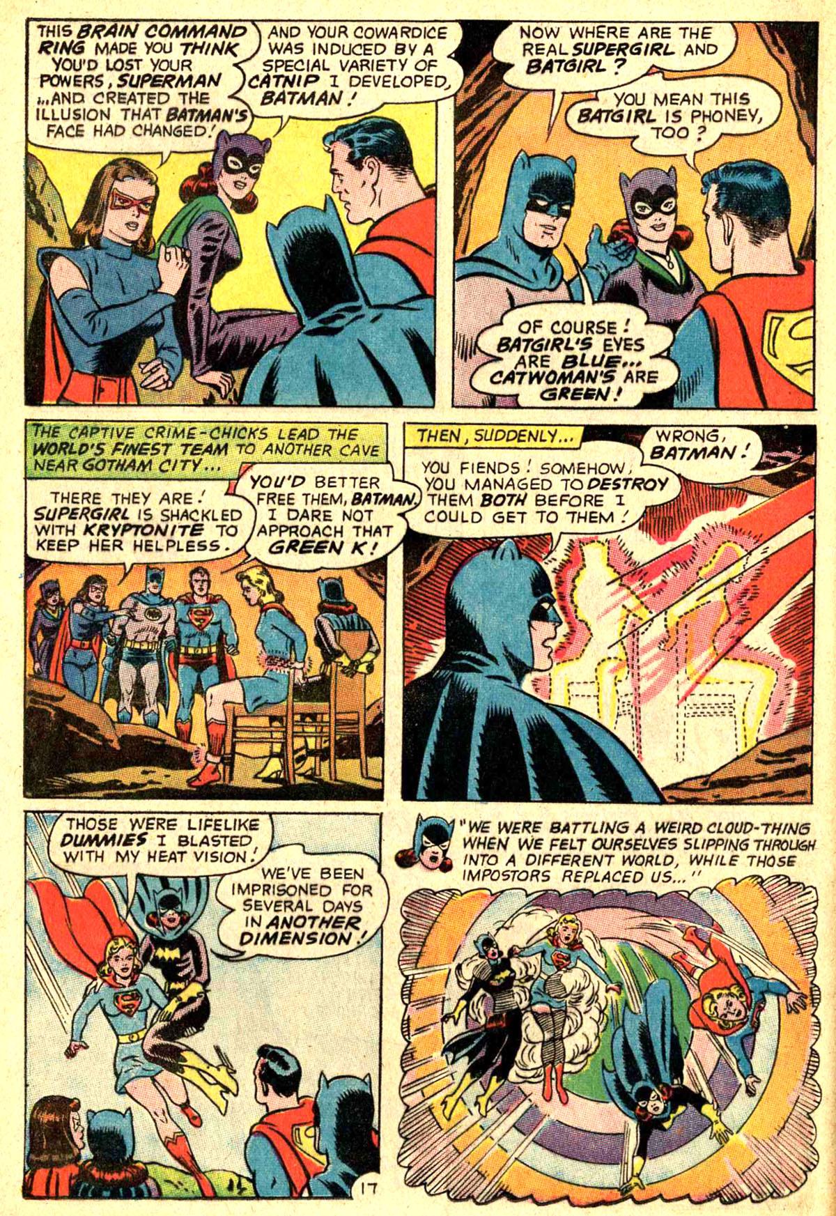 Read online World's Finest Comics comic -  Issue #169 - 24