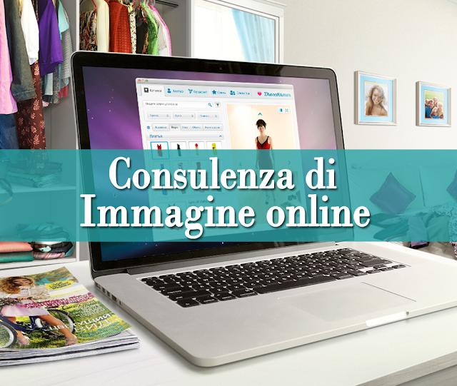 Consulenza di Immagine online