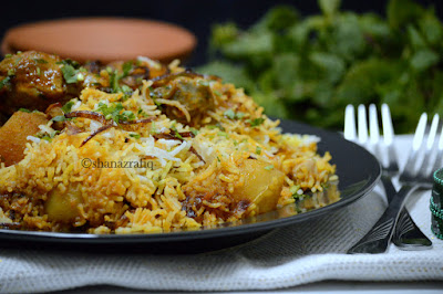 Chicken Bombay Biryani