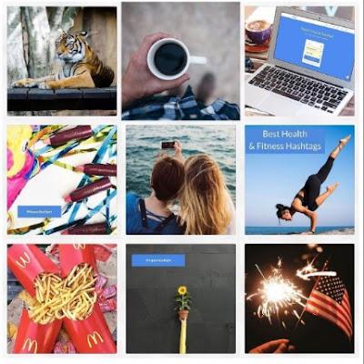 Cukup 3 Langkah, Cara Membuat Best Nine Instagram