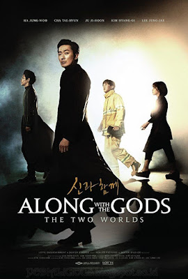 Sinopsis film Along with the Gods: The Two Worlds (2017)