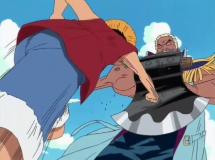 One Piece Episódio 03