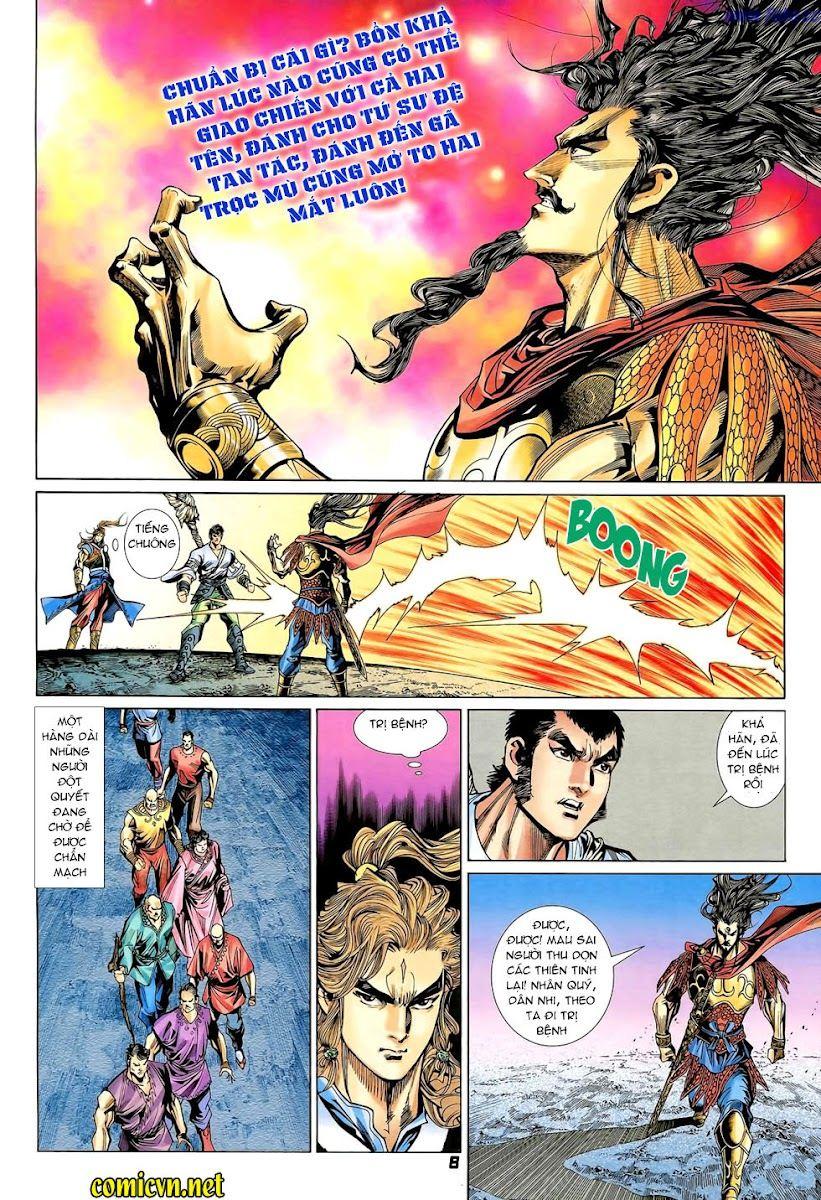 Đại Đường Uy Long chapter 90 trang 8