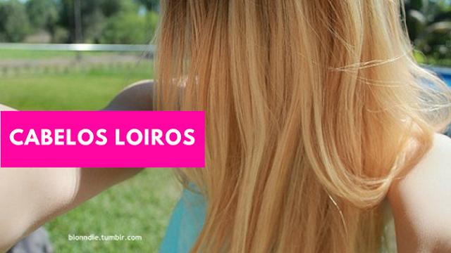 O que a Bahia tem que os cabelos loiros não seguram pigmentação?