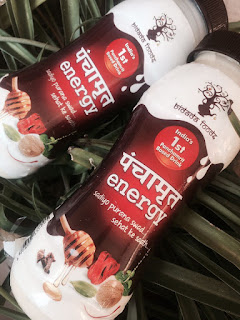 Panchamrit Milk- A Summer Cooler Drink that keep your stomach cool and Skin Glowing - Says Kapil Bidada Director of Bidada Foods.