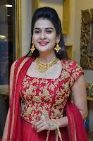 Jenny Honey in Stunning Dark Red Anarkali Dress at Splurge   Divalicious curtain raiser ~ Exclusive Celebrities Galleries 051.JPG