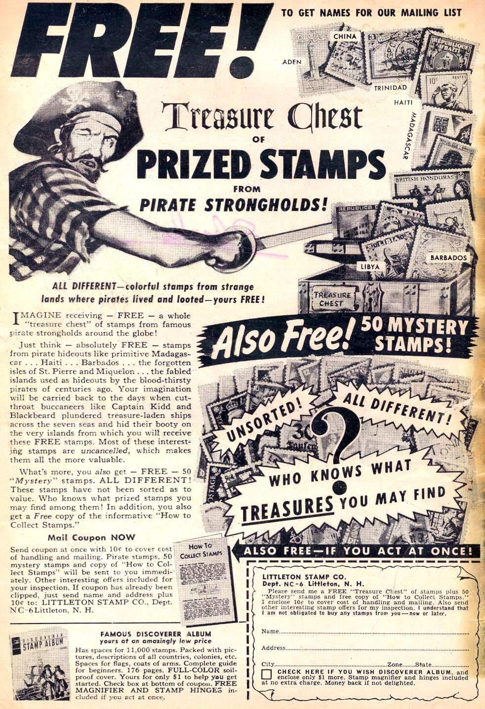 Strange Adventures (1950) issue 93 - Page 2