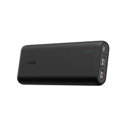 [Most Compact 20000mAh Portable Charger] Anker PowerCore 20100 - Ultra High Capacity Power Bank with Most Powerful 4.8A Output, PowerIQ Technology for iPhone, iPad and Samsung Galaxy and More