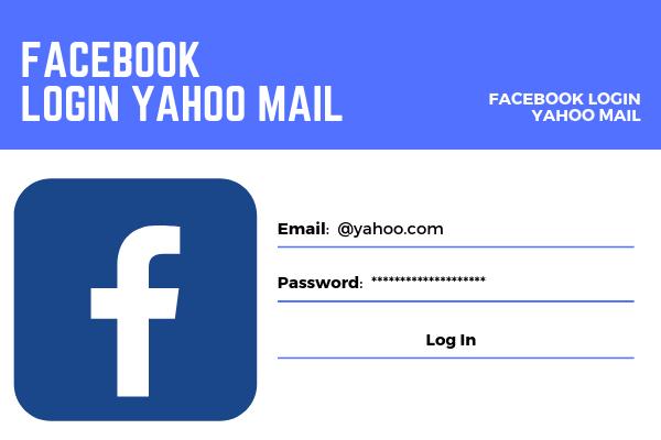 Facebook Login Yahoo Mail