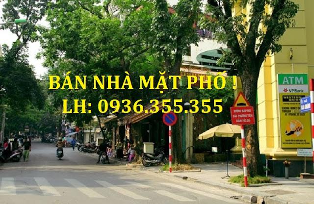 Bán nhà mặt phố Bảo Khánh - Hoàn Kiếm