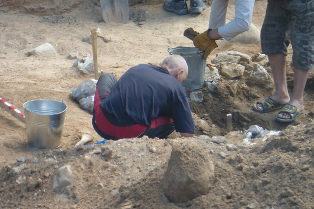 интересные археологические раскопки