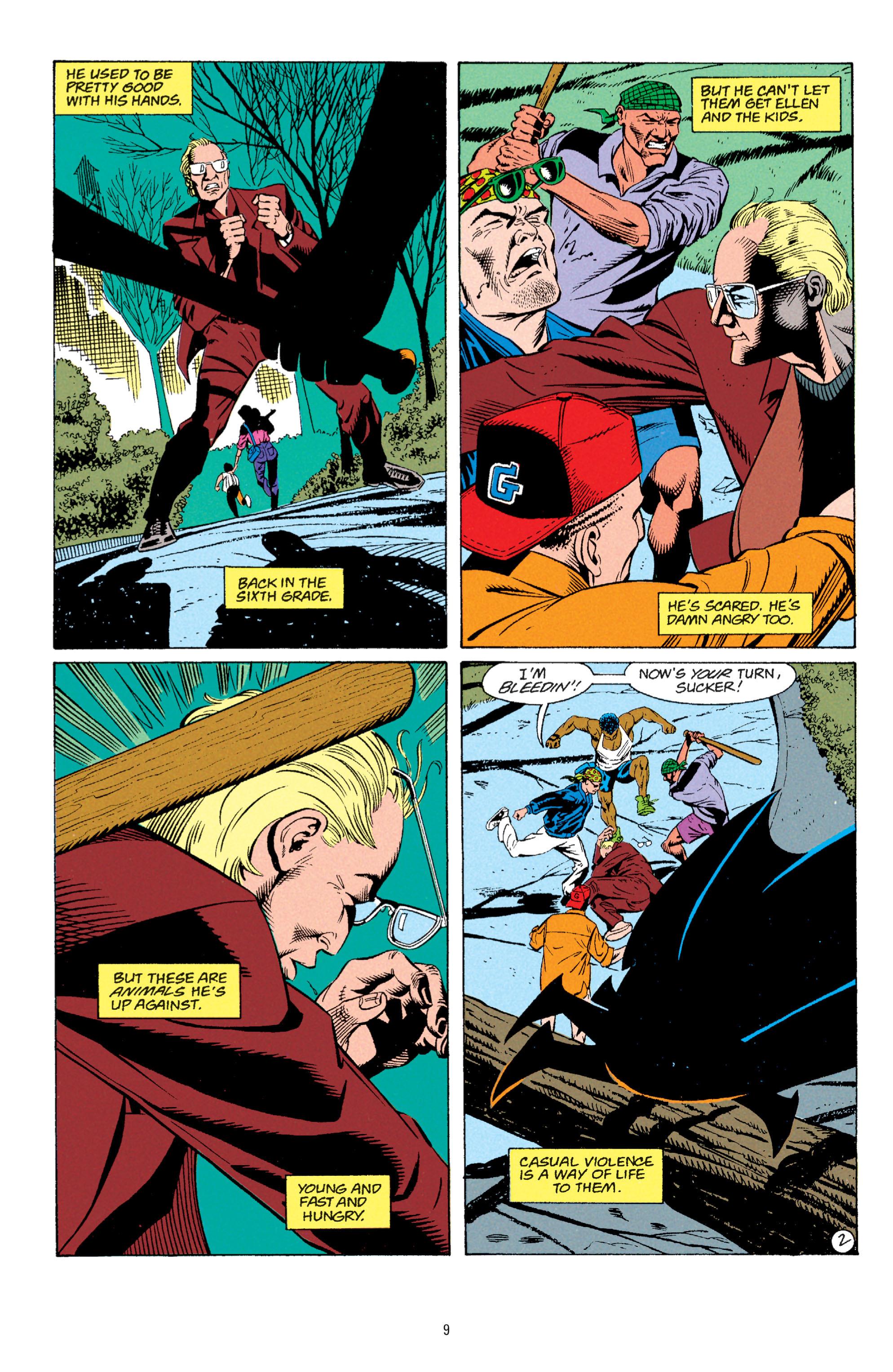 Detective Comics (1937) 667 Page 2