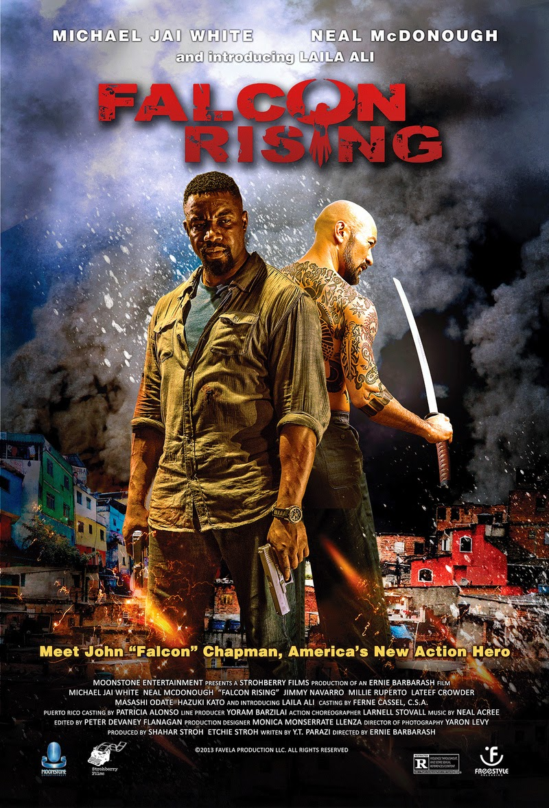 Falcon Rising [HD]