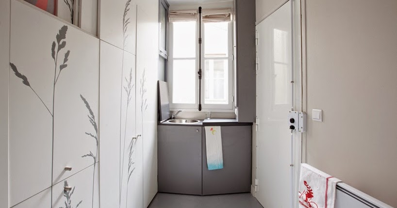 The Lovely Side: Could you live in this 8-square-meter ...