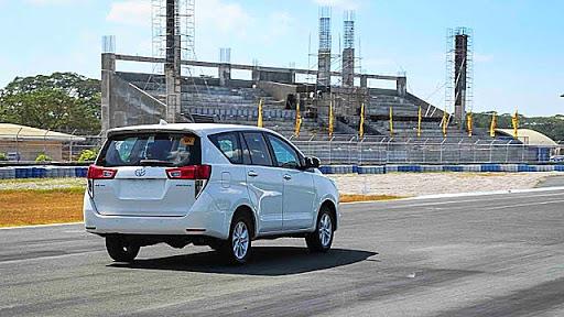 All New Kijang Innova Diesel Vs Bensin Toyota Camry 2019 Thailand Performa Dan Handling 2016 V Mt Top Speed Mesin Yang Digunakan Oleh