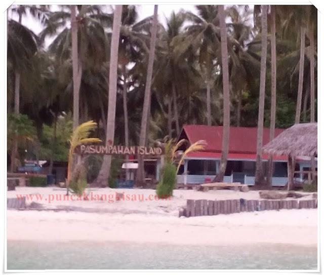 Objek wisata Pulau di sumatera barat