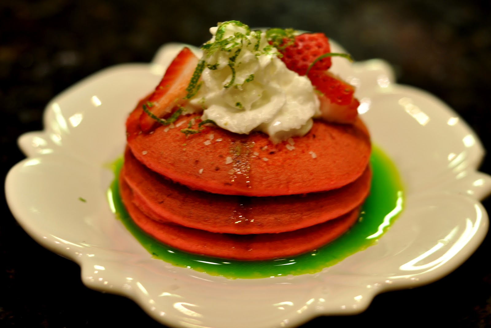 Cooking And Entertaining With Leah Babycakes Pancakes
