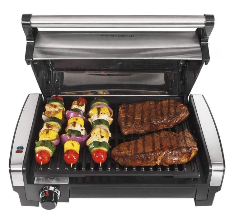 top electric grills
