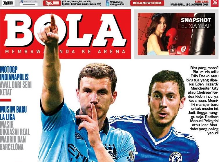 Lagi Viral, Tabloid Olahraga Bola Gulung Tikar