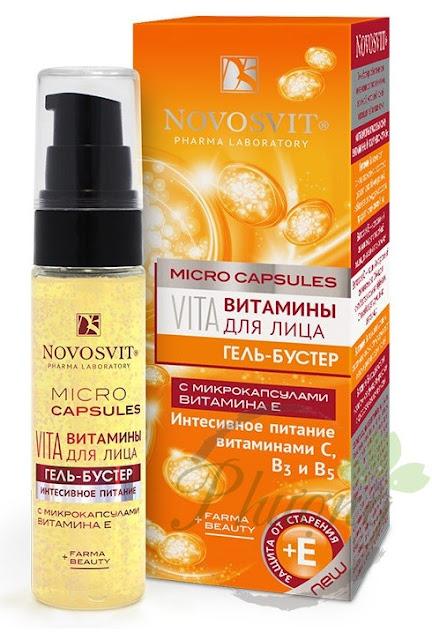 Vitamin NOVOSVIT nuôi dưỡng chuyên sâu dành cho mặt