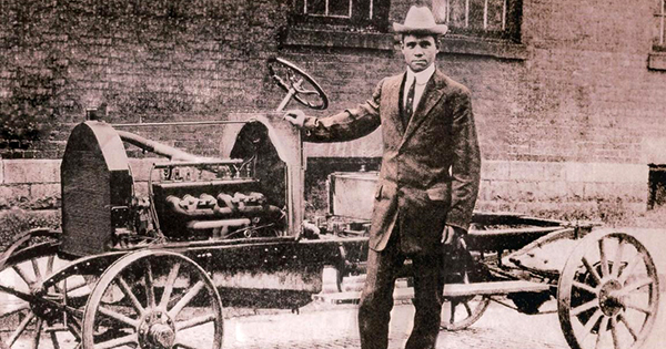 This Former Slave Was Making Cars Long Before Henry Ford
