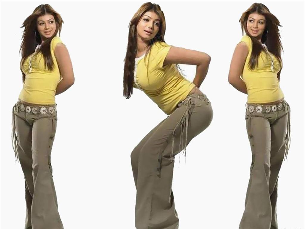Actress Hot Stills Ayesha Takia Figure Size-7255