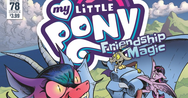 Equestria Daily Mlp Stuff Idw S May 2019 Solicitations