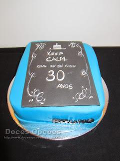 cake Keep calm