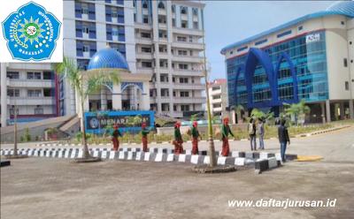 Daftar Fakultas dan Program Studi UNISMUH Universitas Muhammadiyah Makassar