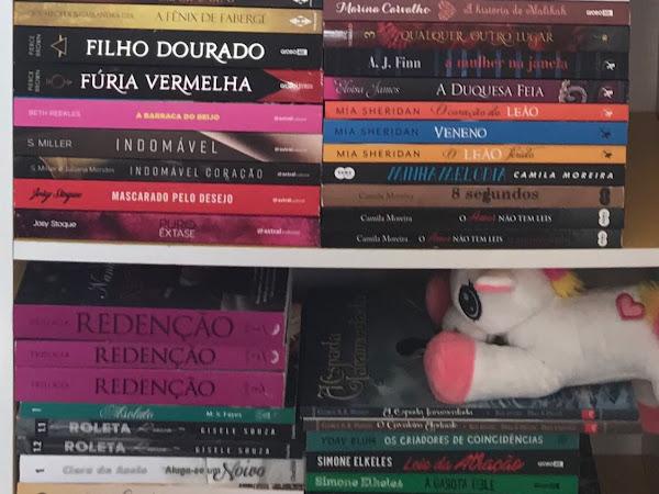 Bienal do livro - São Paulo - 2018