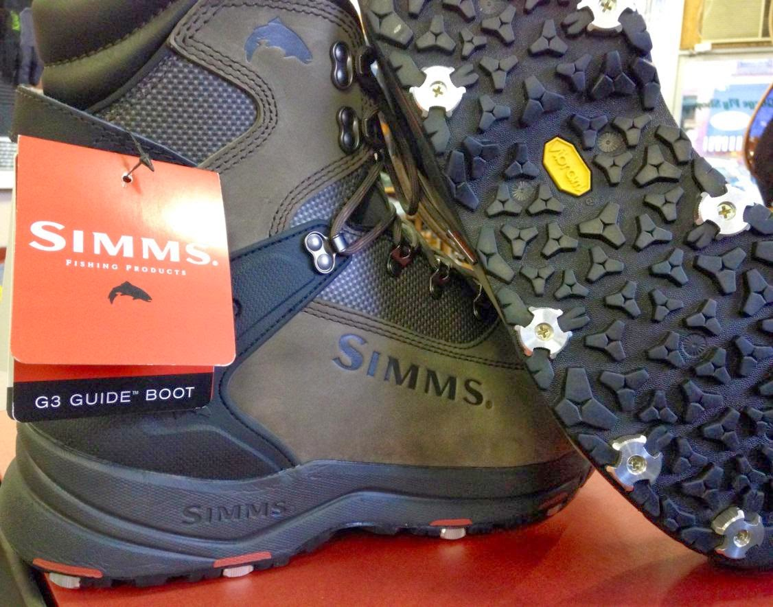 Gorge Fly Shop Blog Simms G4 Boa Boots Vs Simms G3 Guide