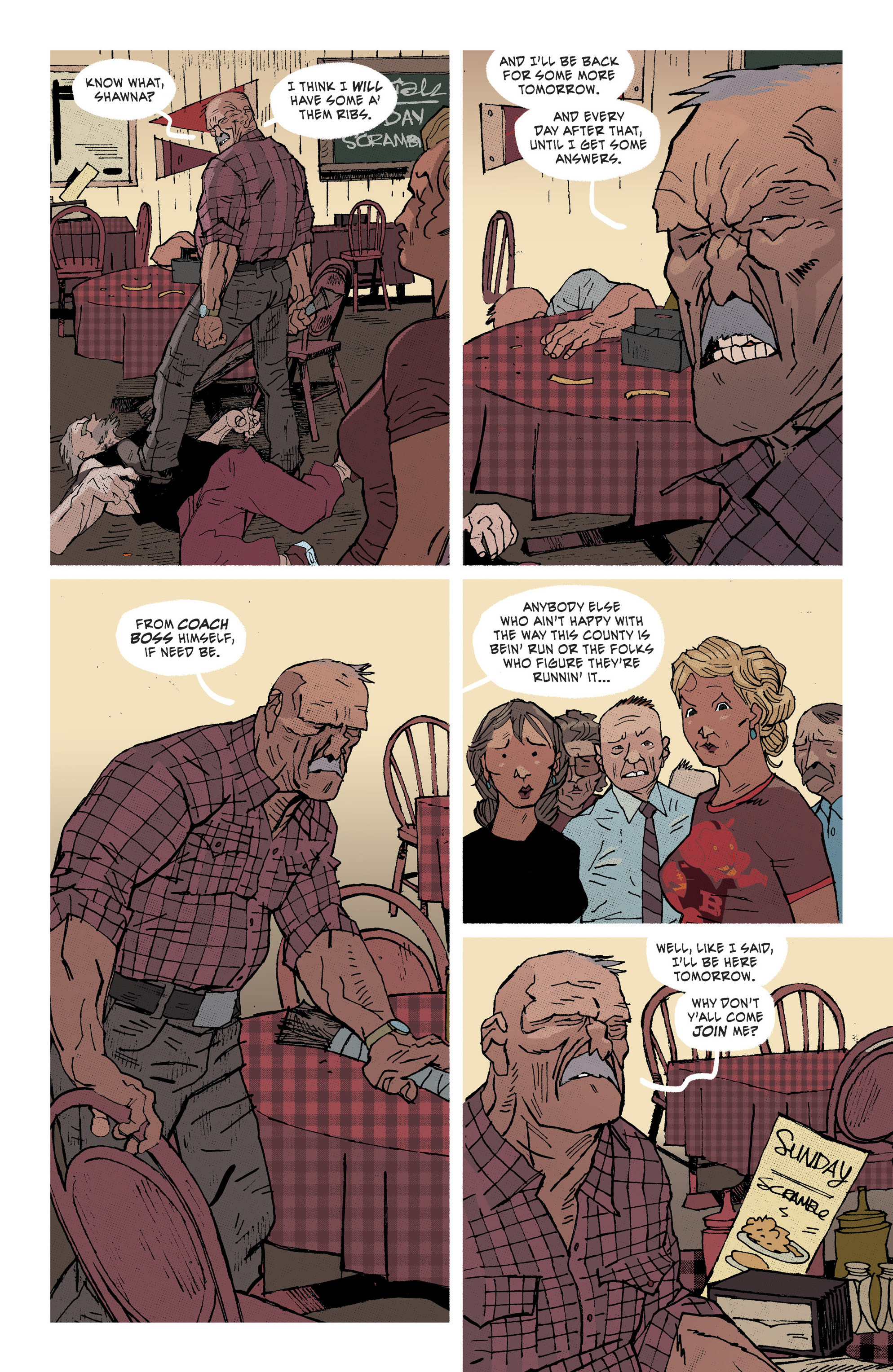 Read online Southern Bastards comic -  Issue #3 - 11