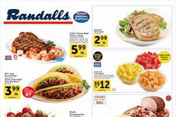 Randalls Weekly Ad 4/4 - 4/10, 2018