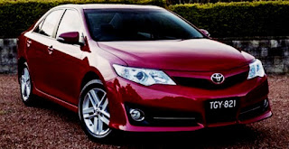 2016 Toyota Camry Atara Review Canada Performance