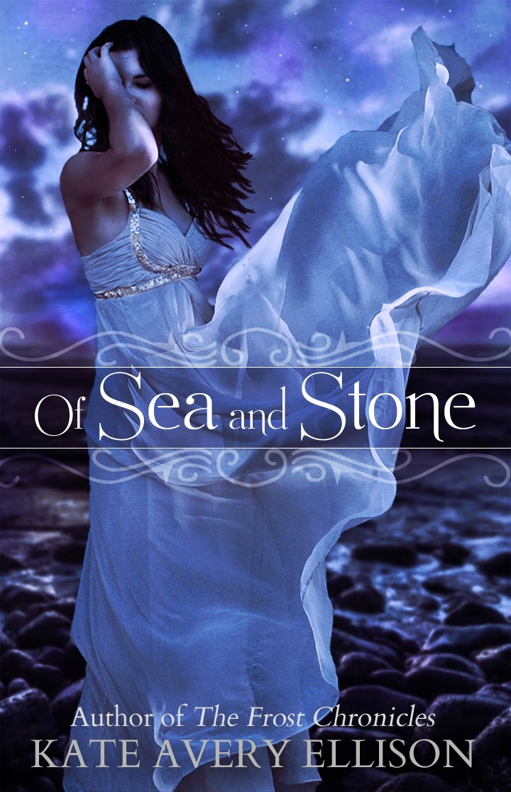 Cover Reveal: Of Sea and Stone by Kate Avery Ellison