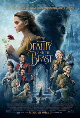 Beauty And The Beast 2017 DVD Custom Latino CAM V2