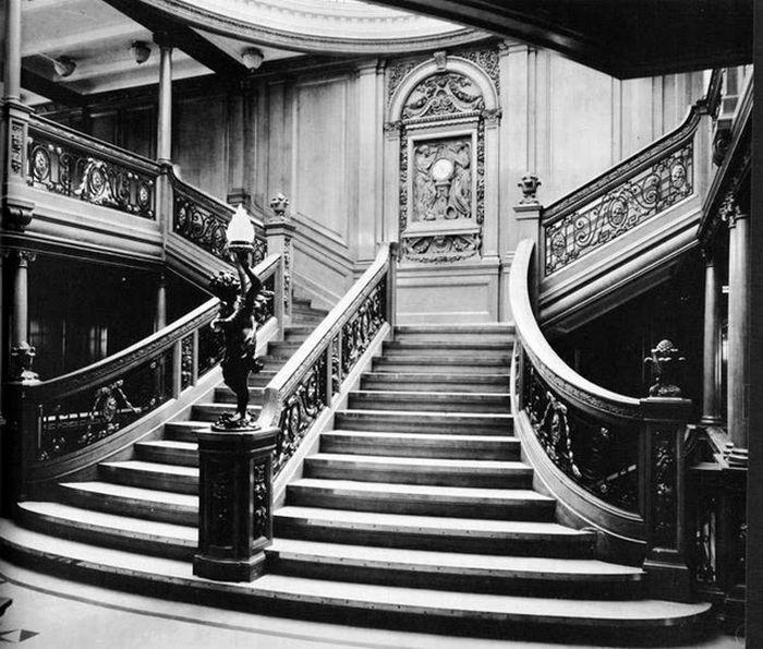 Tour Inside Titanic - 1912 ~ Damn Cool Pictures