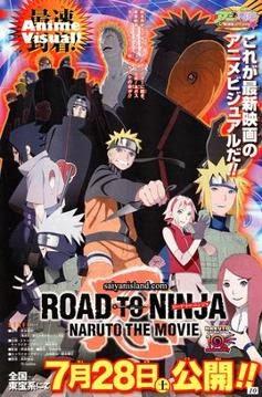 Naruto Shippuden 6: El Camino Ninja en Español Latino