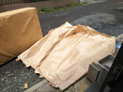 東京スプリング アワーグラス アールグレイの抜け殻
