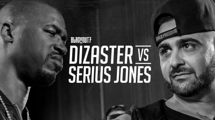 Dizaster Vs Serius Jones (Rap Battle)