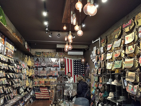 Butiken för alla oss New York-nördar