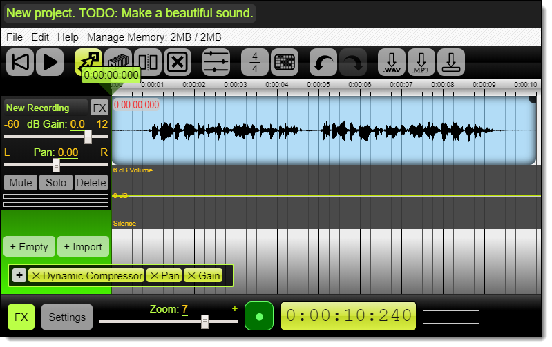 Control Alt Achieve: 4 Free and Easy Audio Recording Tools for