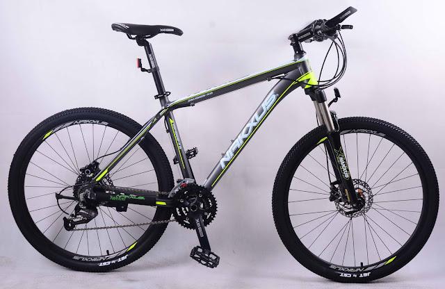 จักรยานเสือภูเขา NAKXUS ล้อ26นิ้ว รุ่น 26M968-X6