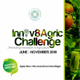 The MTFC 2018 Agric Challenge
