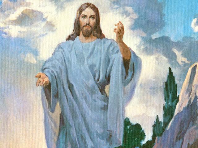 Jesus Christ, Son of GOD.